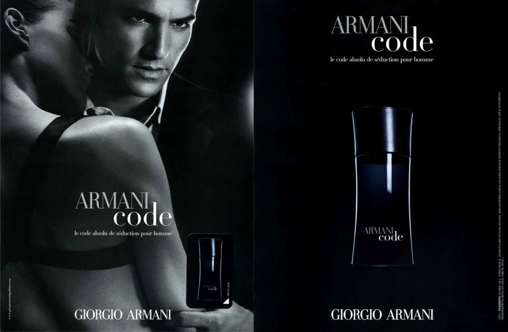 Code for Men Giorgio Armani