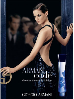 Armani Code Sheer For Women Fragrances Perfumes