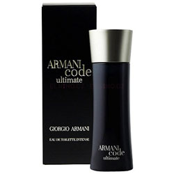 Giorgio Armani Code Ultimate fragrances