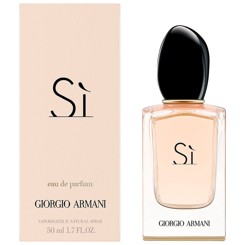 giorgio armani si perfume chypre fragrance for women