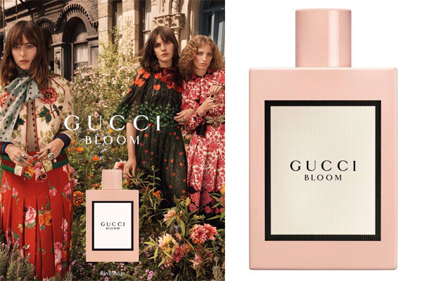 Gucci Bloom Guuci Bloom Floral Fragrance New Perfume Guide