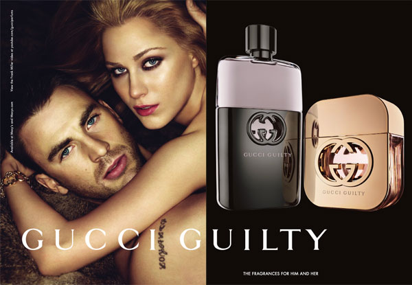 Gucci Guilty fragrances