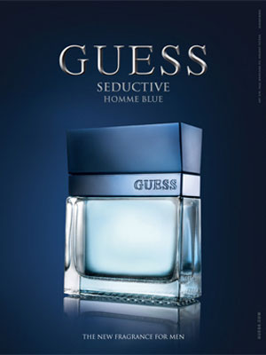 Guess Seductive Homme Blue Fragrances Perfumes Colognes Parfums