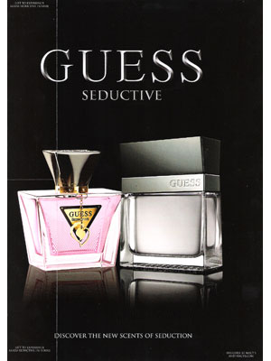 Guess Seductive I'm Yours perfume