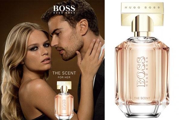 boss the scent for her eau de toilette