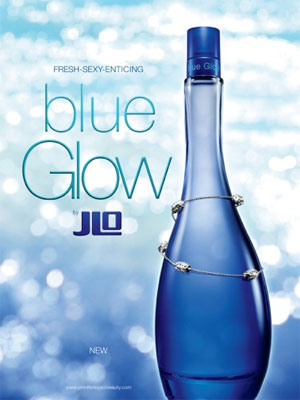 Jennifer Lopez Perfume Glow on Jennifer Lopez Blue Glow By Jlo  Fragrance   Perfumes  Fragrances