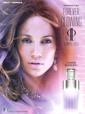 Jennifer Lopez Forever Glowing perfume