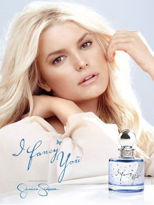 I Fancy You Jessica Simpson perfumes