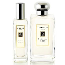 Jo Malone Blackberry and Bay fragrances