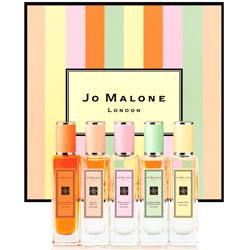 Jo Malone Sugar and Spice fragrance collection