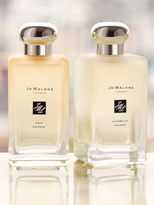Jo Malone Waterlily and Jo Malone Yuja