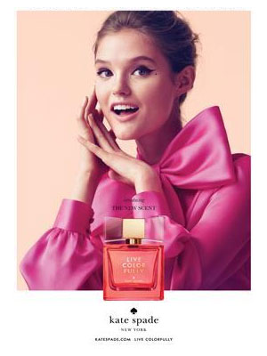 Kate Spade Live Colorfully perfume