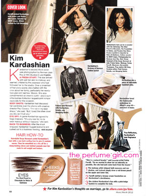 Kim Kardashian True Reflection Perfume