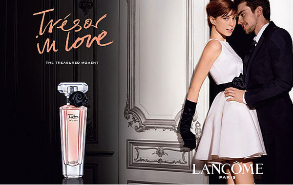 Tresor in Love, Lancome fragrance