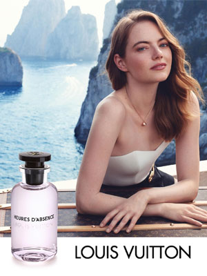Louis Vuitton Heures d'Absence Emma Stone