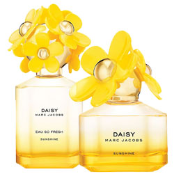 Marc Jacobs Daisy Sunshine Fragrances