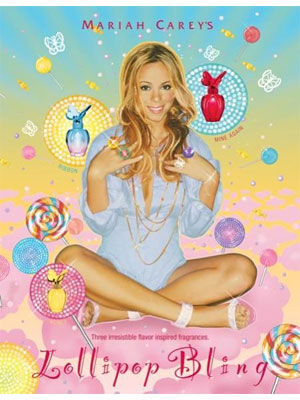 Lollipop Bling Mariah Carey perfumes
