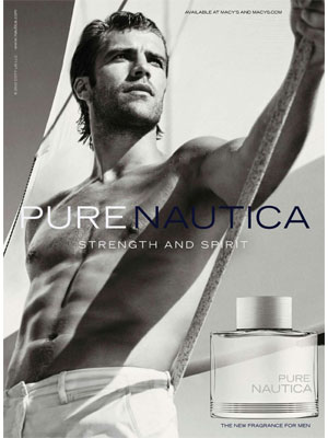 Pure Nautica fragrance