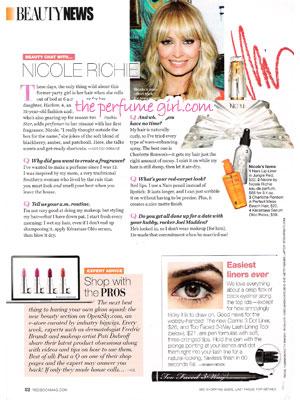 Nicole Richie Nicole perfume