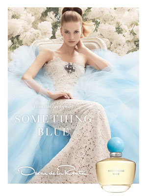 Oscar de la Renta Something Blue perfume