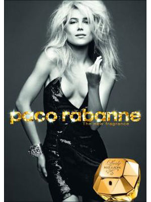 Lady Million, Paco Rabanne fragrance