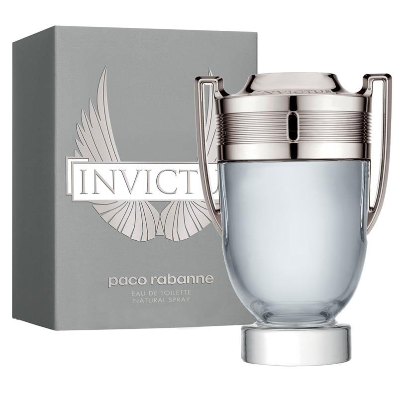 Paco rabanne invictus fragrance woody aquatic cologne for men for Paco rabanne cologne