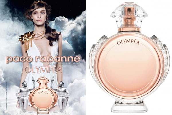 Paco Rabanne Olympea Perfumes Colognes Parfums Scents Resource