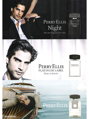 Perry Ellis for Men fragrances