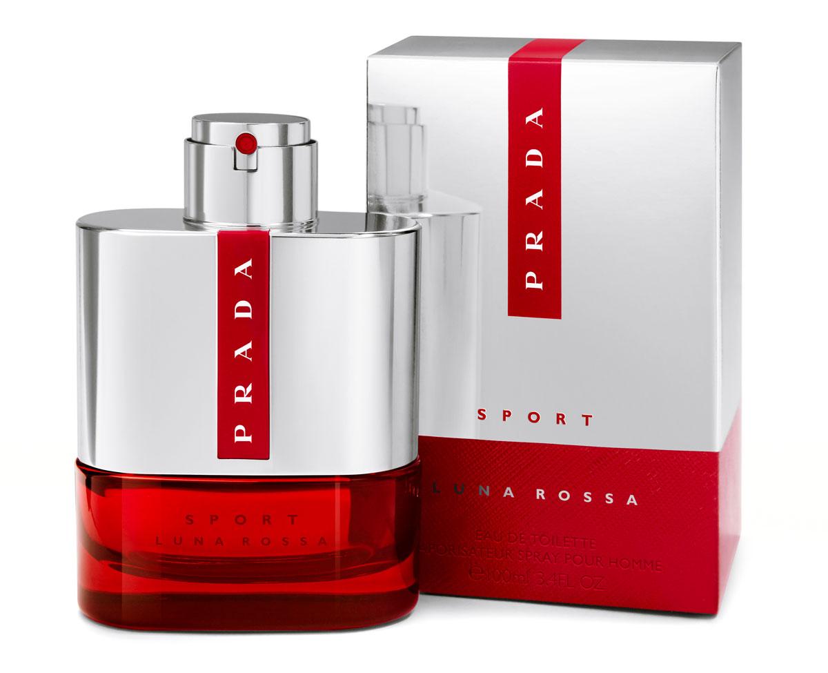 Prada Luna Rossa Sport - Perfumes, Colognes, Parfums, Scents resource ...