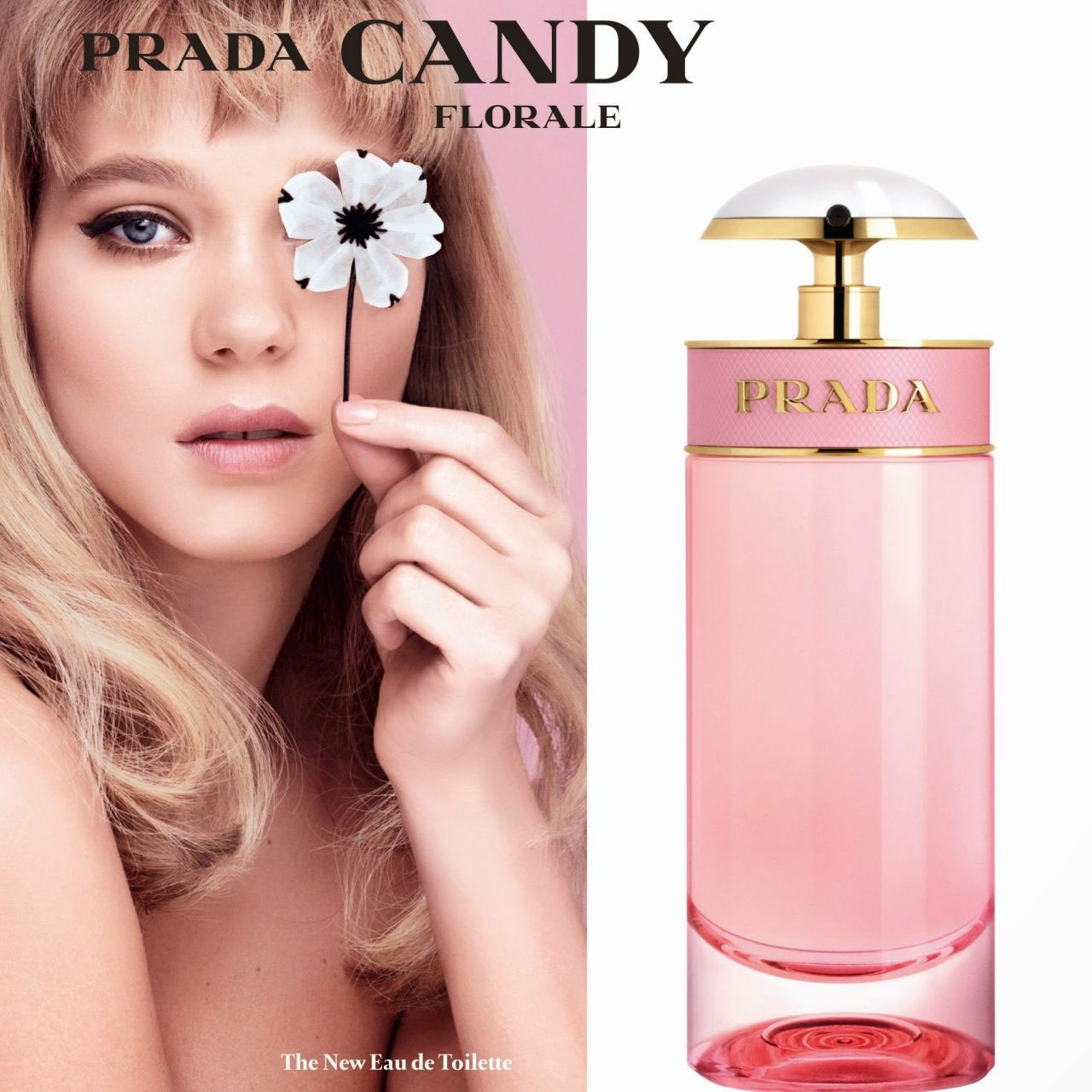 prada white replica - Prada Candy Florale perfume, floral powdery fragrance for women