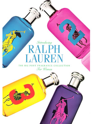 Ralph Lauren The Big Pony Fragrance Collection for Women perfume