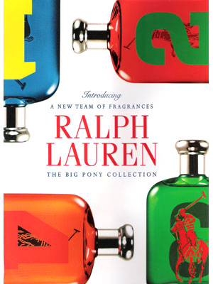 Pony Collection Ralph Lauren fragrances