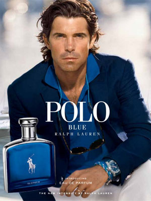 Ralph Lauren Polo Blue Ad
