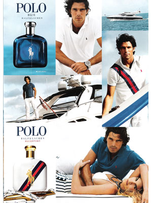 Ralph Lauren Polo Blue Sport cologne