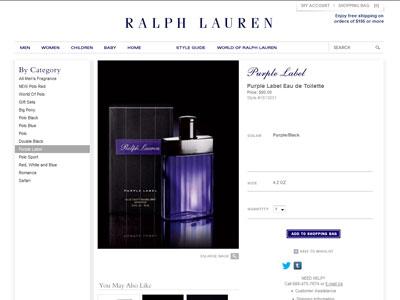 ralph lauren purple label cologe, a woody fragrance for men