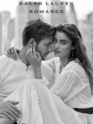 Ralph Lauren Romance Rose Fragrance Ads 2019