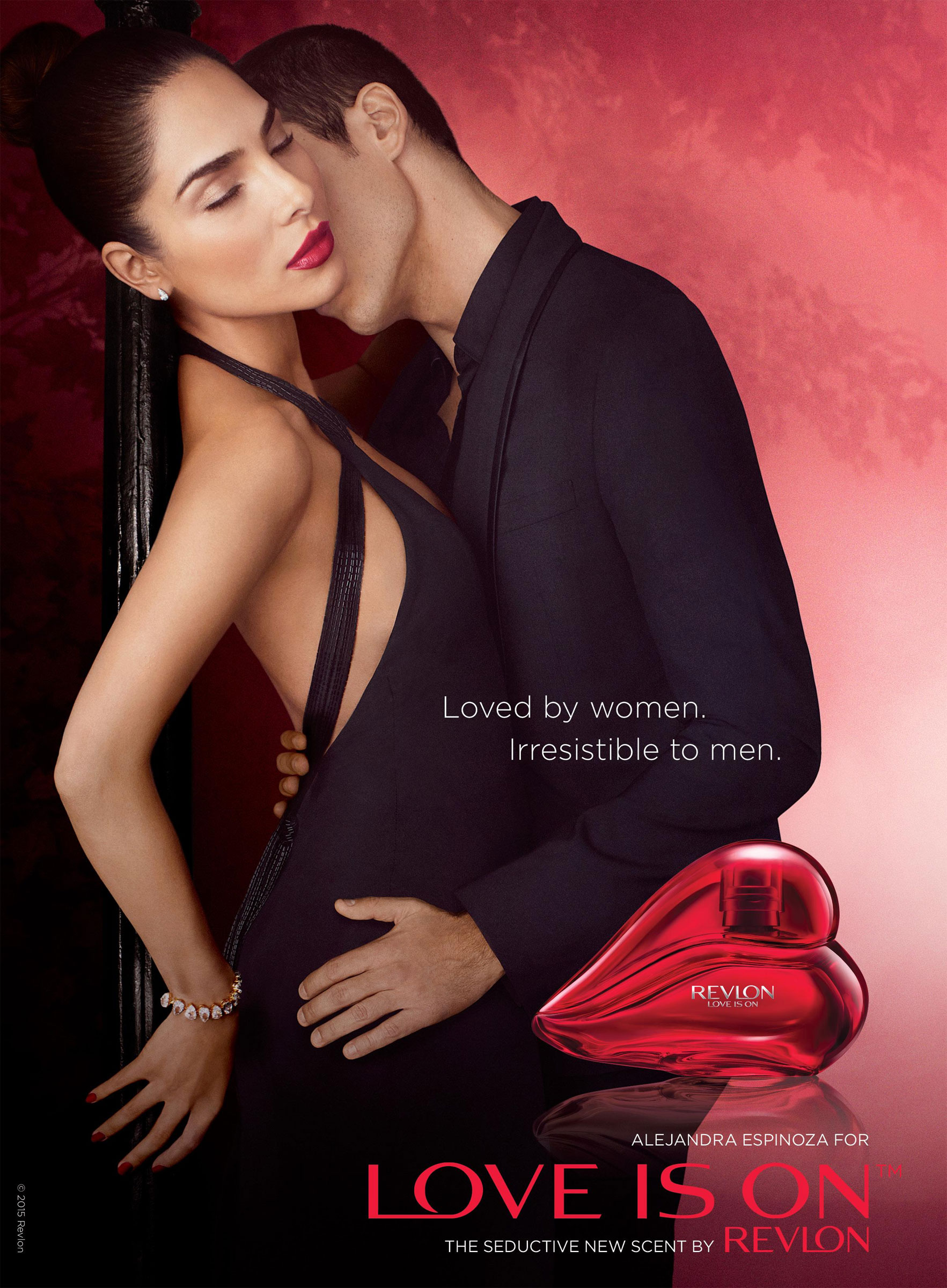 Revlon Love Is On - Perfumes, Colognes, Parfums, Scents resource ...