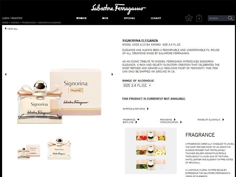 signorina eleganza parfum