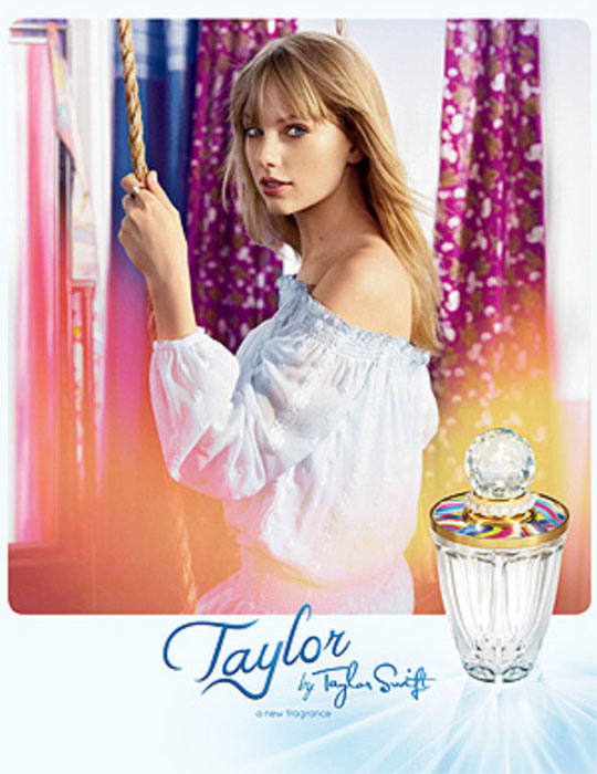 Taylor By Taylor Swift Perfume A Fruity Floral Fragrance