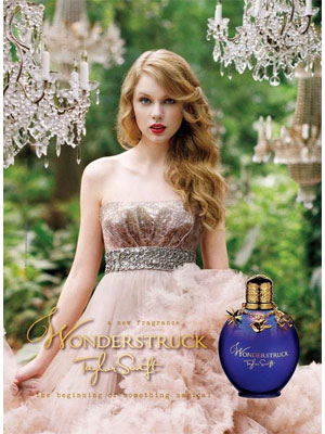 Wonderstruck Taylor Swift perfumes
