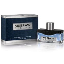 Tim McGraw Silver cologne
