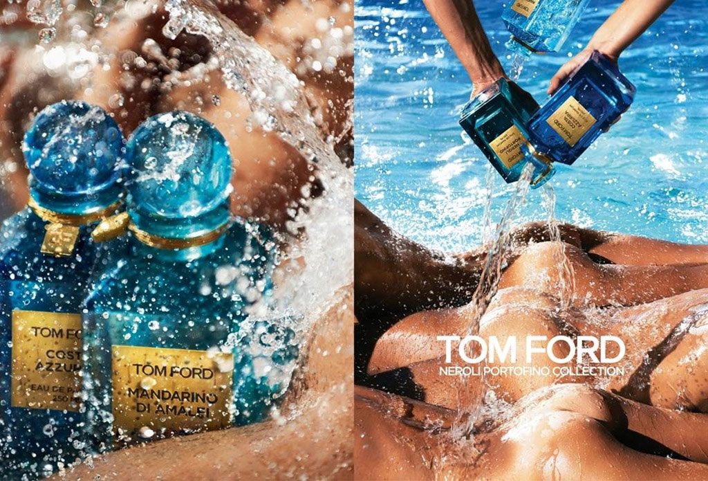 Tom Ford Costa Azzurra Perfume Woody Aromatic Fragrance