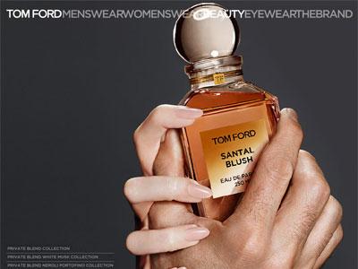 Tom Ford Santal Blush Fragrances Perfumes Colognes Parfums