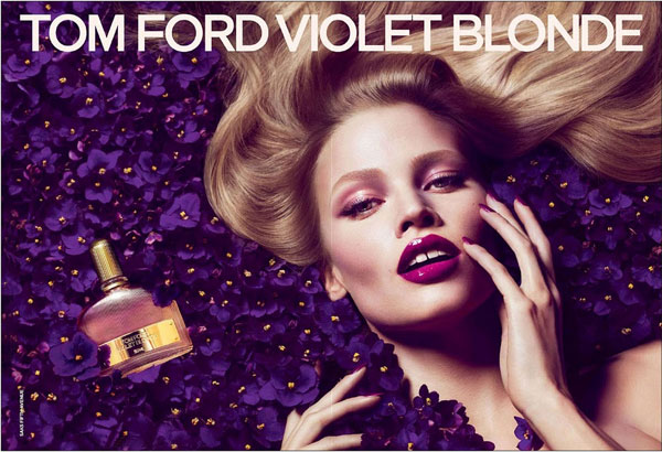 Violet Blonde Tom Ford perfumes