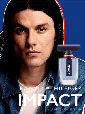 Tommy Hilfiger Impact James Bay Ad