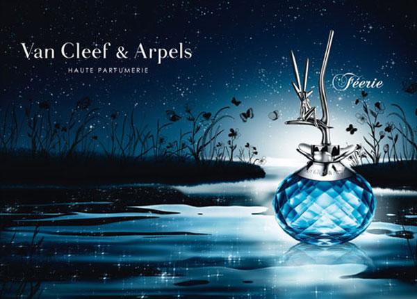 van cleef arpels feerie perfume woody floral fragrance for women. Black Bedroom Furniture Sets. Home Design Ideas