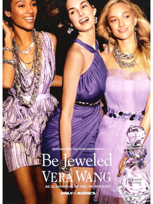 Vera Wang Be Jeweled perfume