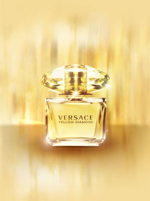 Versace Yellow Diamond Fragrances Perfumes Colognes Parfums Scents Resource Guide The