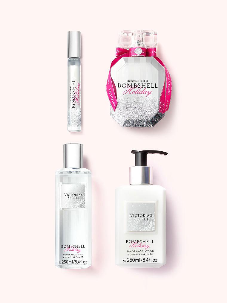 secret bombshell holiday victoria perfume