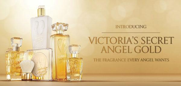 Victorias Secret Angel Gold Fragrances Perfumes Colognes